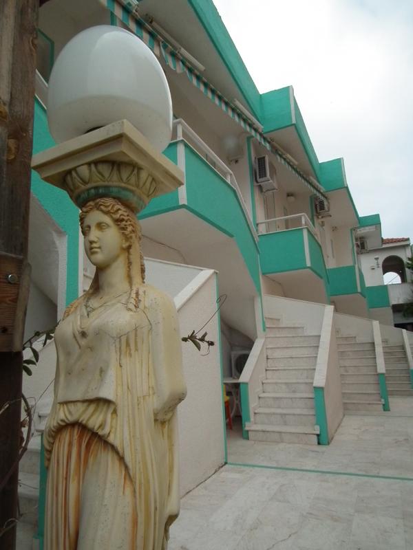 Sarti kuća Afroditi
