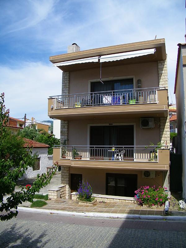 Sarti kuća Dimitra