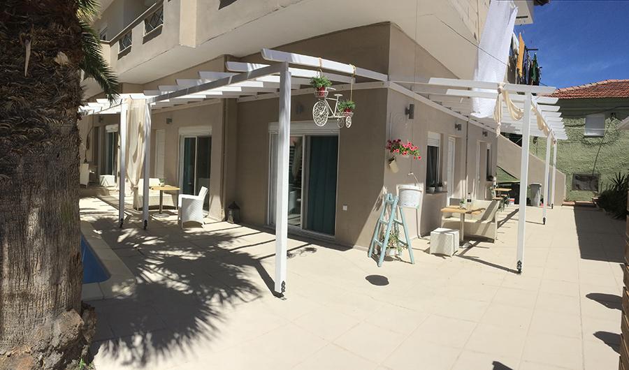 Sarti kuća Avli