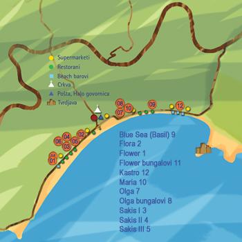 Mapa Toronija